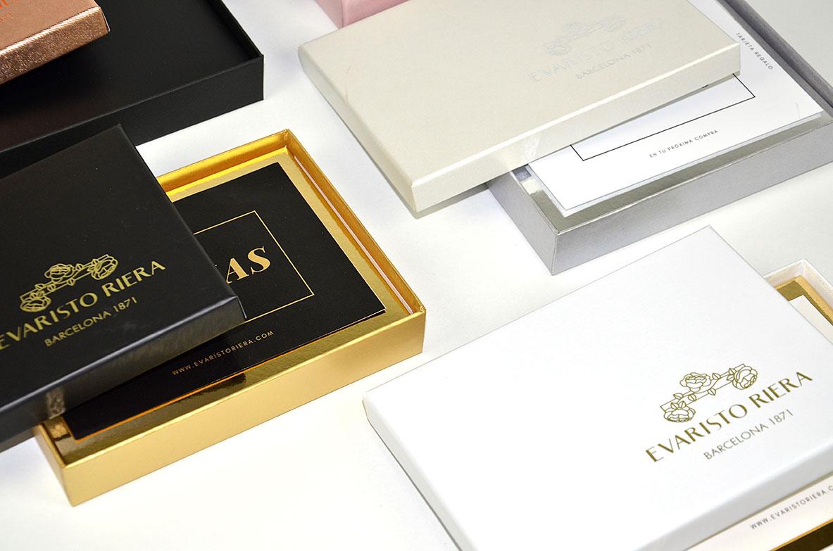fabricante de cajas de Caja rigida plegable sistema de apertura diferente trampa interior